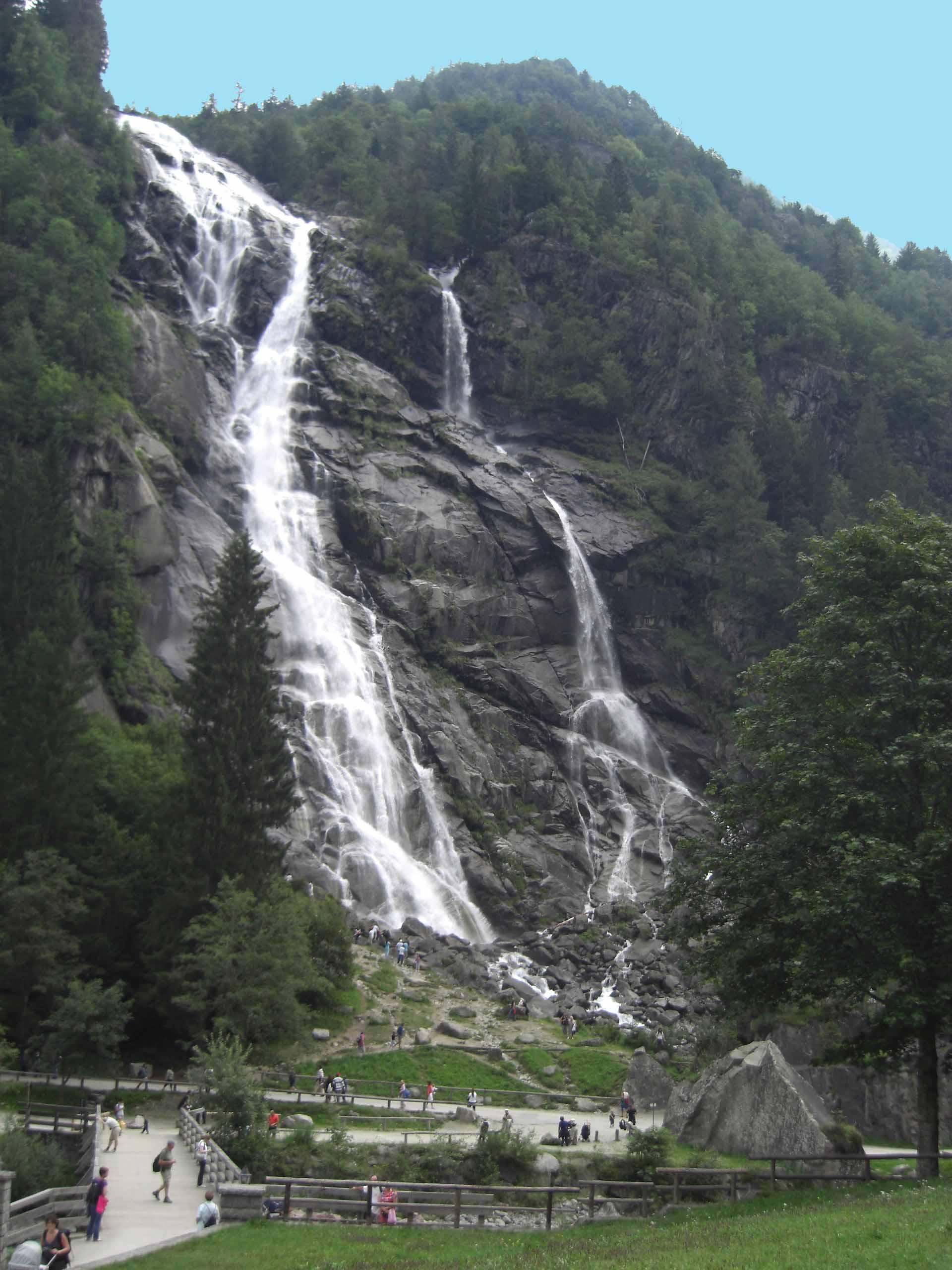 Parco naturale Adamello Brenta (Tn)