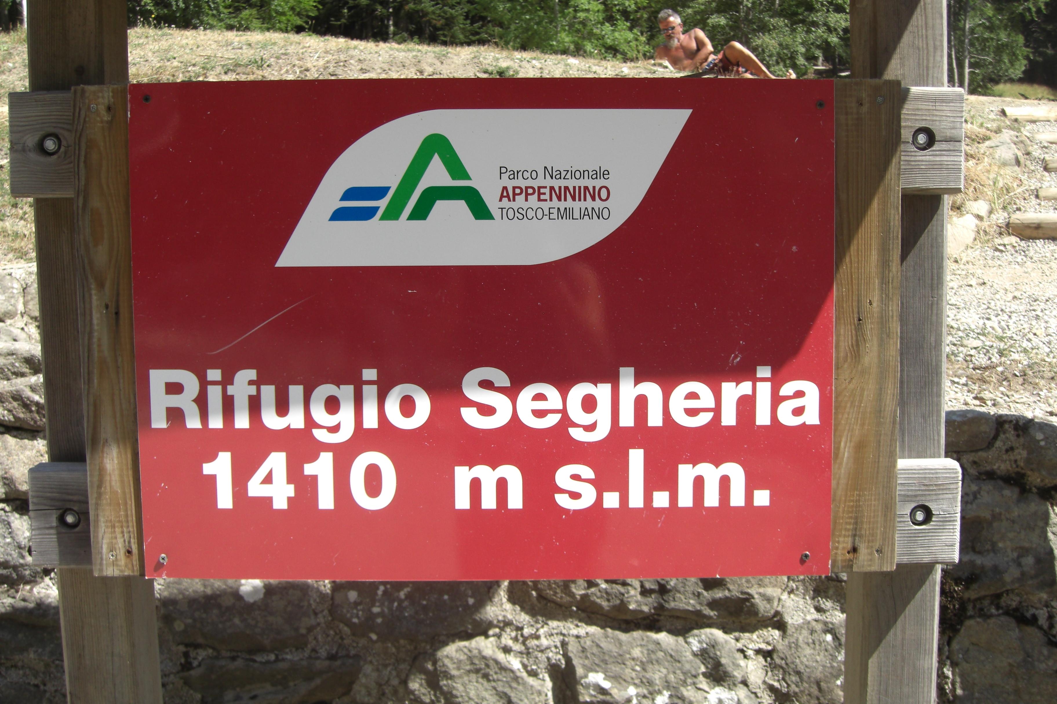 Rifugio Segheria (Reggio Emilia)