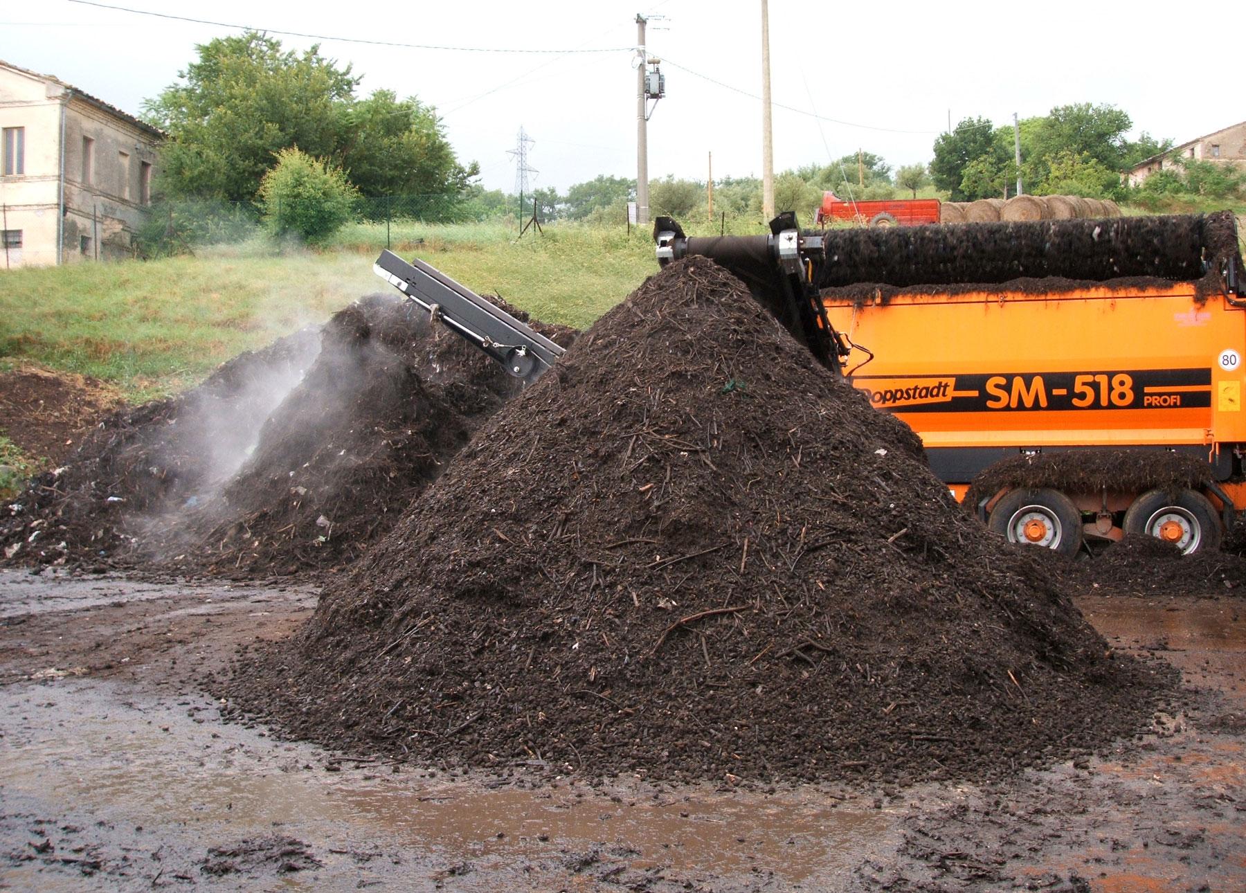 Impianto di compostaggio (MC)