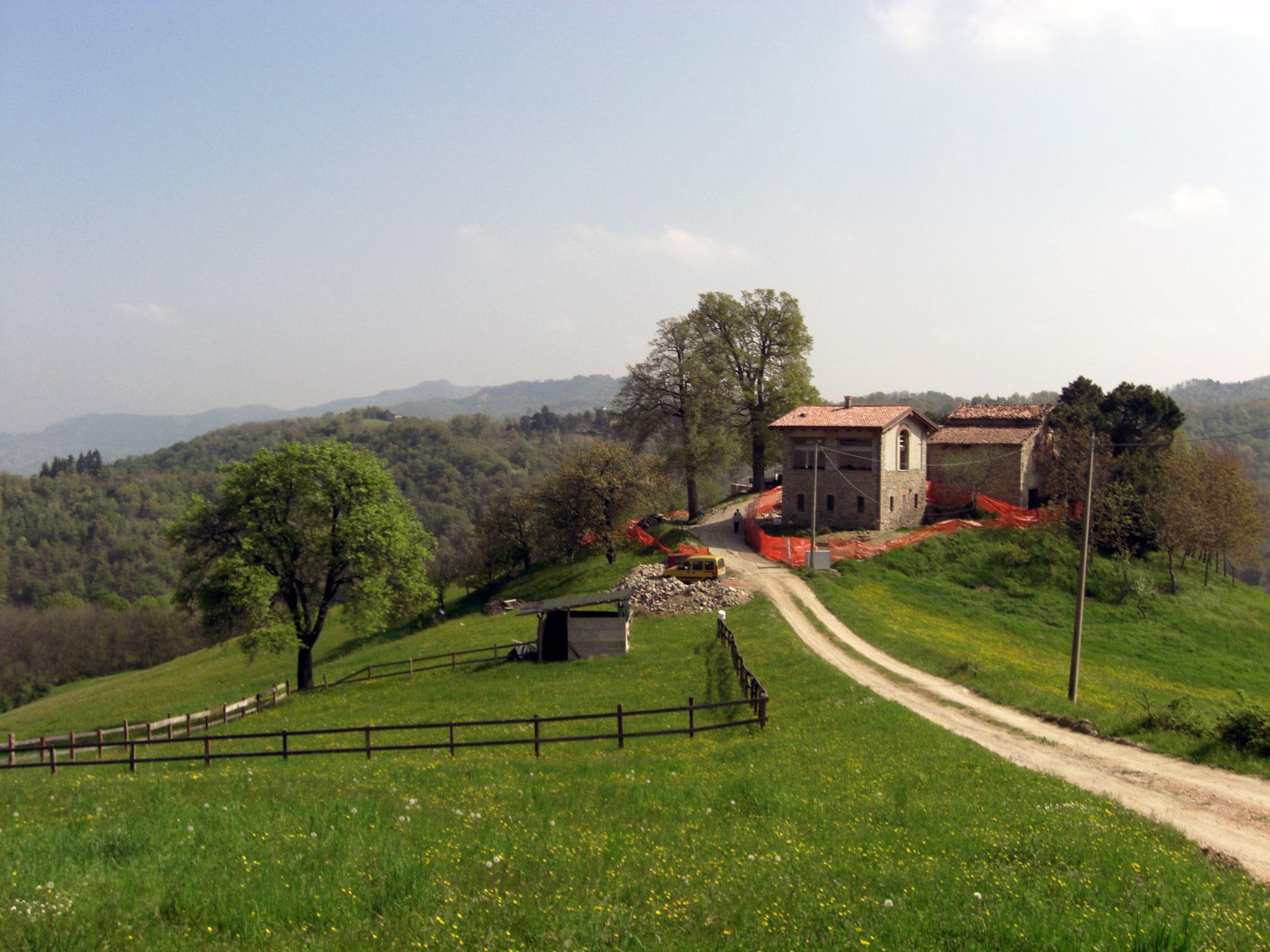 Co-housing di Castelmerlino (Bologna)